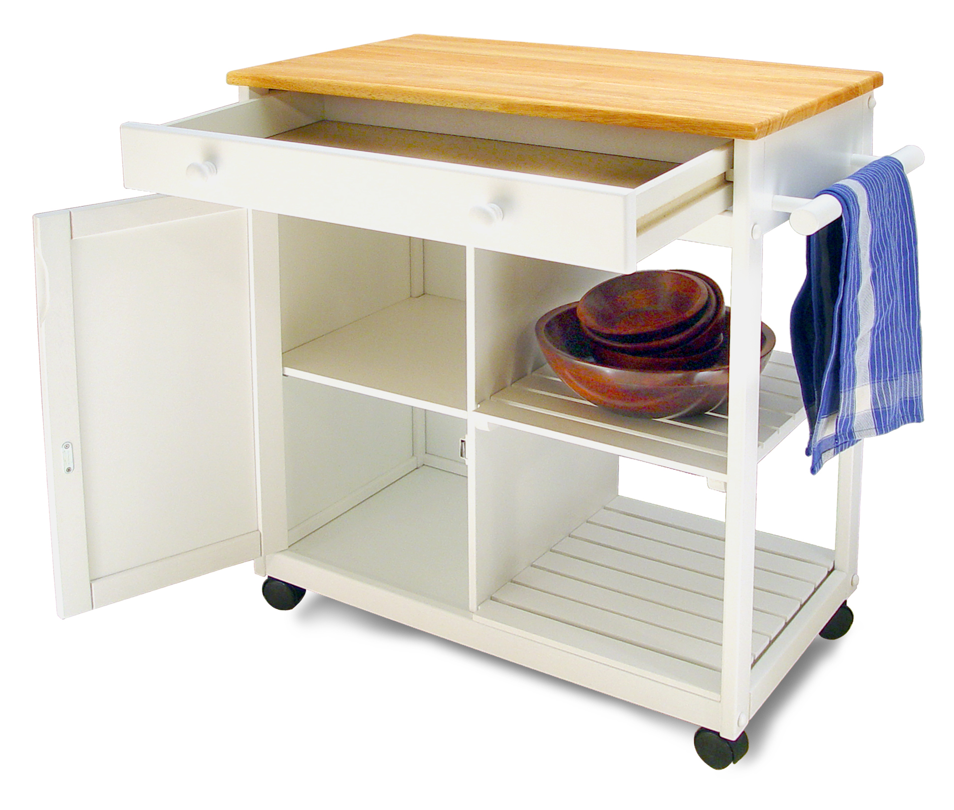 catskill craftsmen preston hollow kitchen cart model, Kitchen design