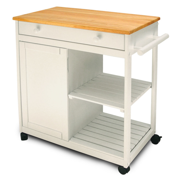 wood drawer cart catskill craftsmen preston hollow kitchen cart model 80030