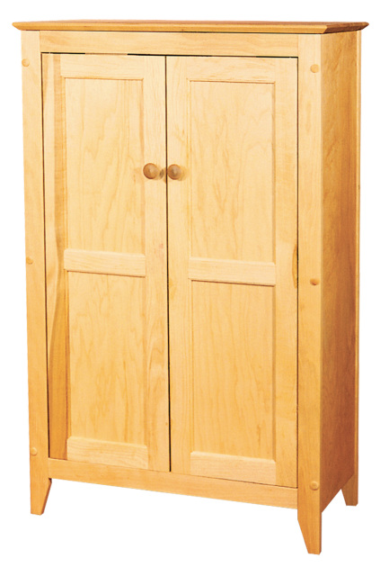 Catskill Craftsmen Double Door Storage Cabinet Model 7230