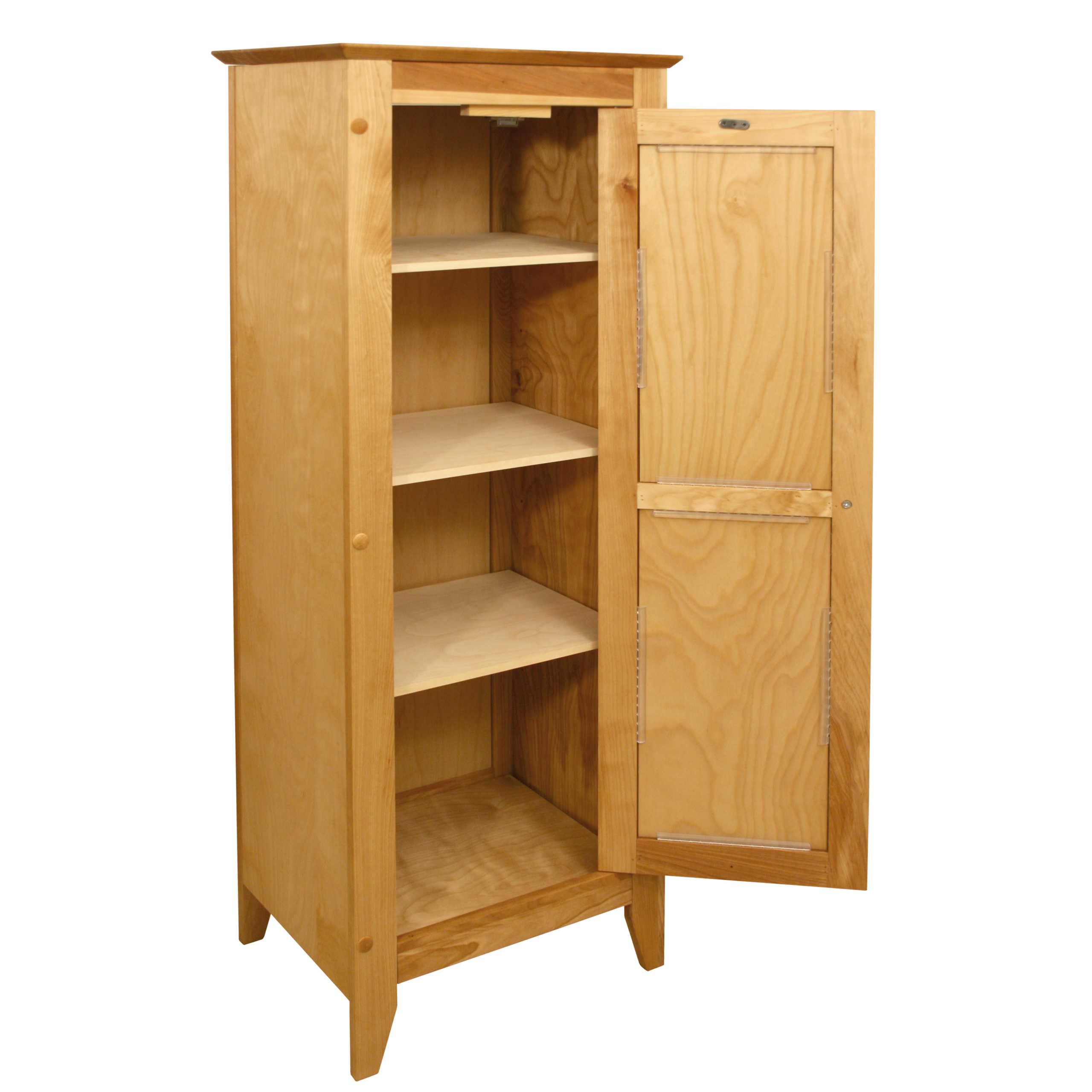 Catskill craftsmen single door storage cabinet model 7217 for Single kitchen cabinet