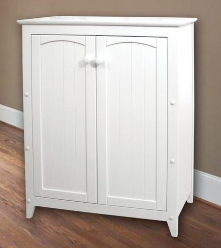 Catskill Craftsmen Double Door Storage Cabinet