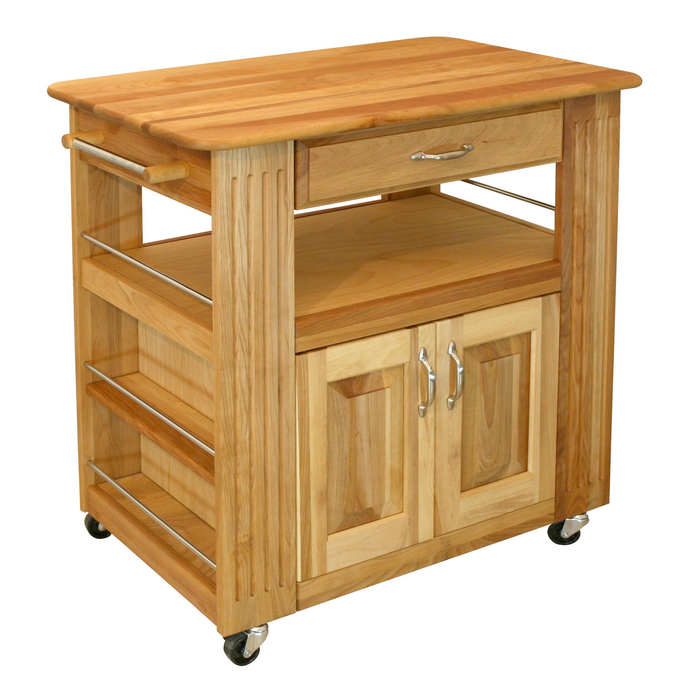 Catskill Craftsmen Heart of The Kitchen Island Model 1544